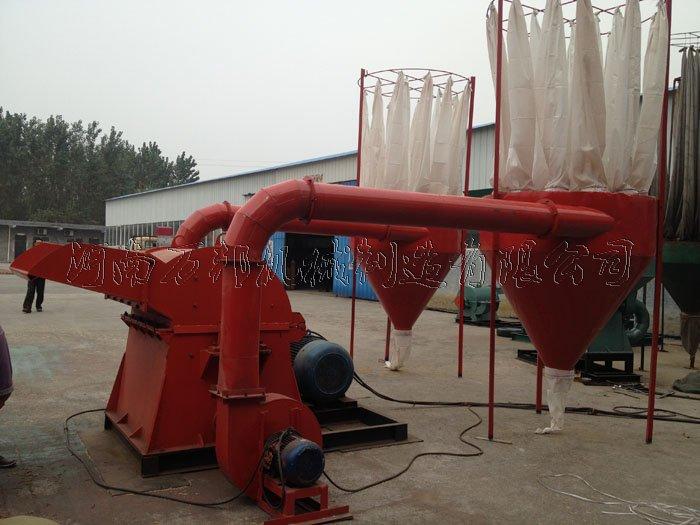 大型木材粉